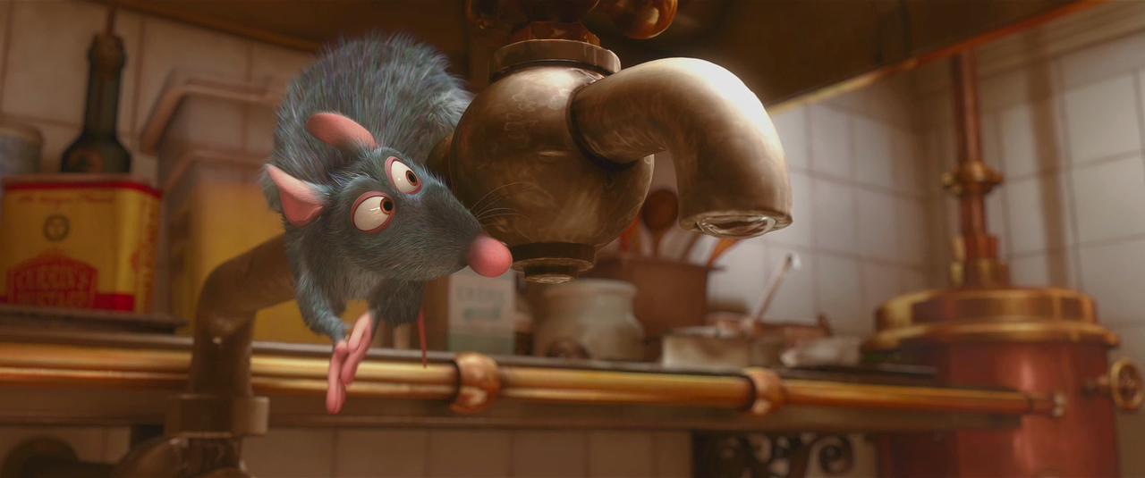 Ratatouille Gif Ratatouille 9 minute previewRatatouille Critic Gif