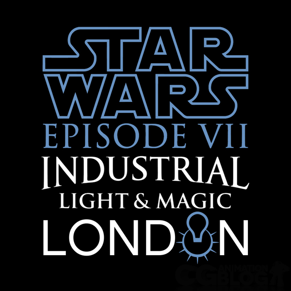 Star Wars Episode VII Industrial Light and Magic London