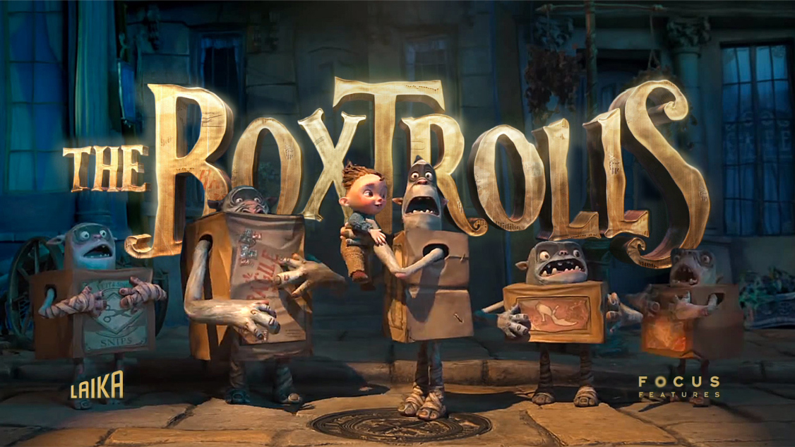 The Boxtrolls by Laika