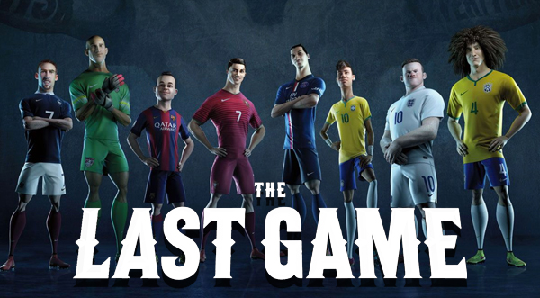 Nike World Cup Football: The Last Game