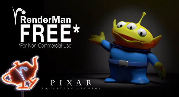 Pixar's RenderMan