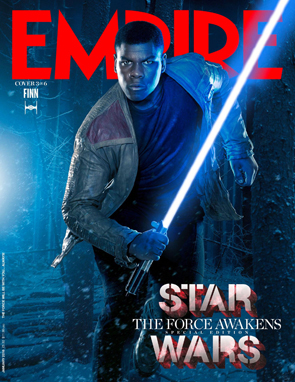 Star Wars The Force Awakens Empire Magazine Finn