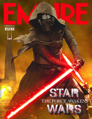 Star Wars The Force Awakens Empire Magazine Kylo Ren