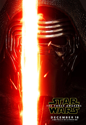 Star Wars The Force Awakens Portrait Kylo Ren