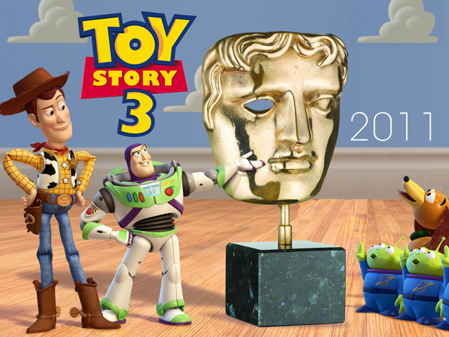 BAFTA Animated Feature Nominees 2011