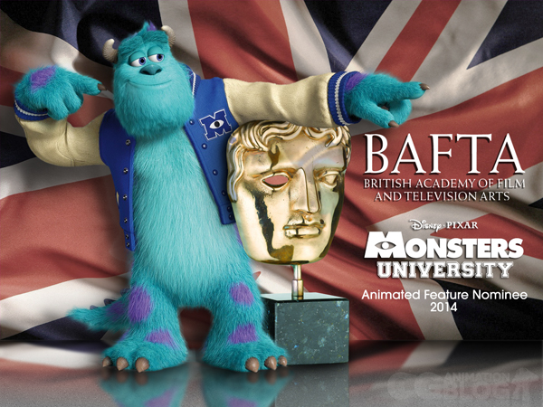 BAFTA Animated Feature Nominees 2014