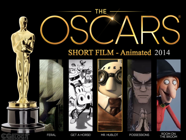 Awards OSCARS 2014 SHORT FILM - Animated