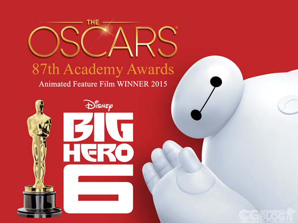 OSCARS Animated Feature Nominees 2015