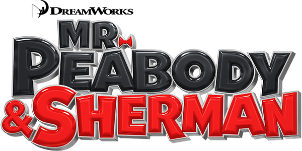 Mr. Peabody & Sherman Logo