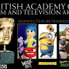 BAFTA Animated Feature Nominees 2016
