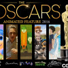 OSCARS Nominees 2016 – Animated Feature Film