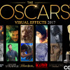 OSCARS Nominees 2017 – VISUAL EFFECTS